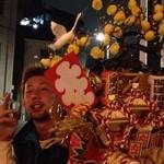 やきとり居酒屋どん - 浅草の酉の市、毎年行ってます◟(๑・ิټ・ิ๑)◞!!!!