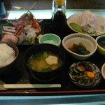 海幸楽膳 釜つる - 料理写真:刺身定食