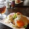 向日里 - 料理写真:ママさん特製サラダ