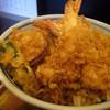 天良 - 料理写真:天丼