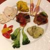 モンドール - 料理写真:前菜盛り合わせ