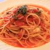 アヴァンティ - 料理写真:モッツァレラチーズとほうれん草のトマトソース