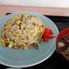 ラーメン田舎家 - 料理写真:ラーメン田舎家(チャーハン 750円)
