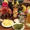 Daikaijuusaron - 料理写真:生ビールとこの店のホステスさん達