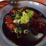 中国工房 華錦 - 日替わり定食880円の鶏唐黒酢ソース