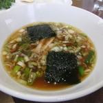 中華料理紅蘭 - Cランチのつけ麺