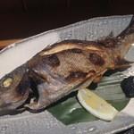 37802423 - 焼き魚
