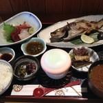 37802451 - 日曜ランチの定食¥1600