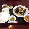 中華料理 漢華林 - 料理写真:炒木耳定食¥780