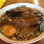 らーめん武蔵 - 武蔵醤油ラーメン702円