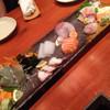 鱗 - 料理写真:刺身盛り(3人分)