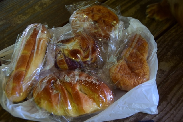 森のパン屋さん