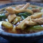 松葉屋 - (2015/5)鶏葱タップリ