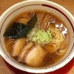 麺処 えぐち - 中華そば(並)