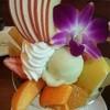 京橋千疋屋 - 料理写真:フルーツパフェ