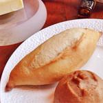 37830024 - パン&バター