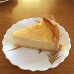 レティシアの月 - チーズケーキ