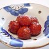 三味食品 - 料理写真:女性に人気。トマトのキムチ