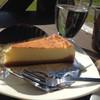 MANIWA FARM チーズケーキ工房 - 料理写真:ベイクドチーズケーキ:410円
