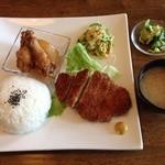 タイム - 料理写真:日替り弁当¥900