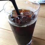 オイモカフェ - アイスコーヒー