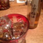 蔵人厨 ねのひ - 盛田の清酒で漬け込んだ梅酒