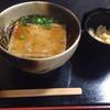 一乃庵 - 料理写真:たぬきそば
