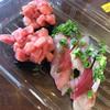 湾岸市場 - 料理写真:まぐろとさば~1貫97円