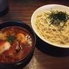 ちいおり - 料理写真:2015/5/12辛つけ麺(特400g)900円