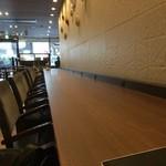 サンマルクカフェ - カウンター