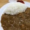 武ちゃん寿し - 料理写真:カレーライス