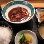 四季和膳 いづみ - 料理写真:日替わりの鯖味噌煮定食