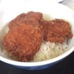 とんかつ藤よし - ヒレカツ丼、650円