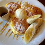 La Pullman Caffe' - フレンチパンケーキ