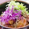 金澤屋牛肉店 - 料理写真:ランチステーキ丼(大)
