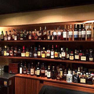 ウイスキー200種類以上☆飲み放題も不定期開催!