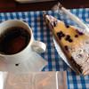 ブーランジェリー ベンケイ - 料理写真:ミルティーユ237円ドリンクバー324円