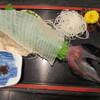 はなのつゆ - 料理写真:イカの活き作り 2500円~