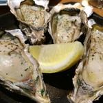 キャスバル - 焼牡蛎!