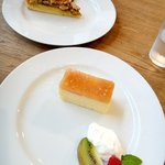 CAFE Vogue Ruby - '10/4ケーキ2種