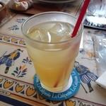 ラ・クレープリー - ドリンク写真:リンゴジュース