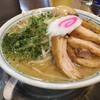 武蔵 - 料理写真:辛味噌ちゃーしゅーめん。