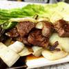 大雅 - 料理写真:バルメニューの焼肉♩