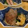 呑太居酒屋炭火焼き - 料理写真:アカニシ貝、ちぃイカ酢味噌