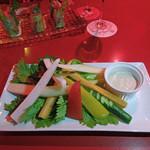 六本木 金魚 - 農園野菜のスティック