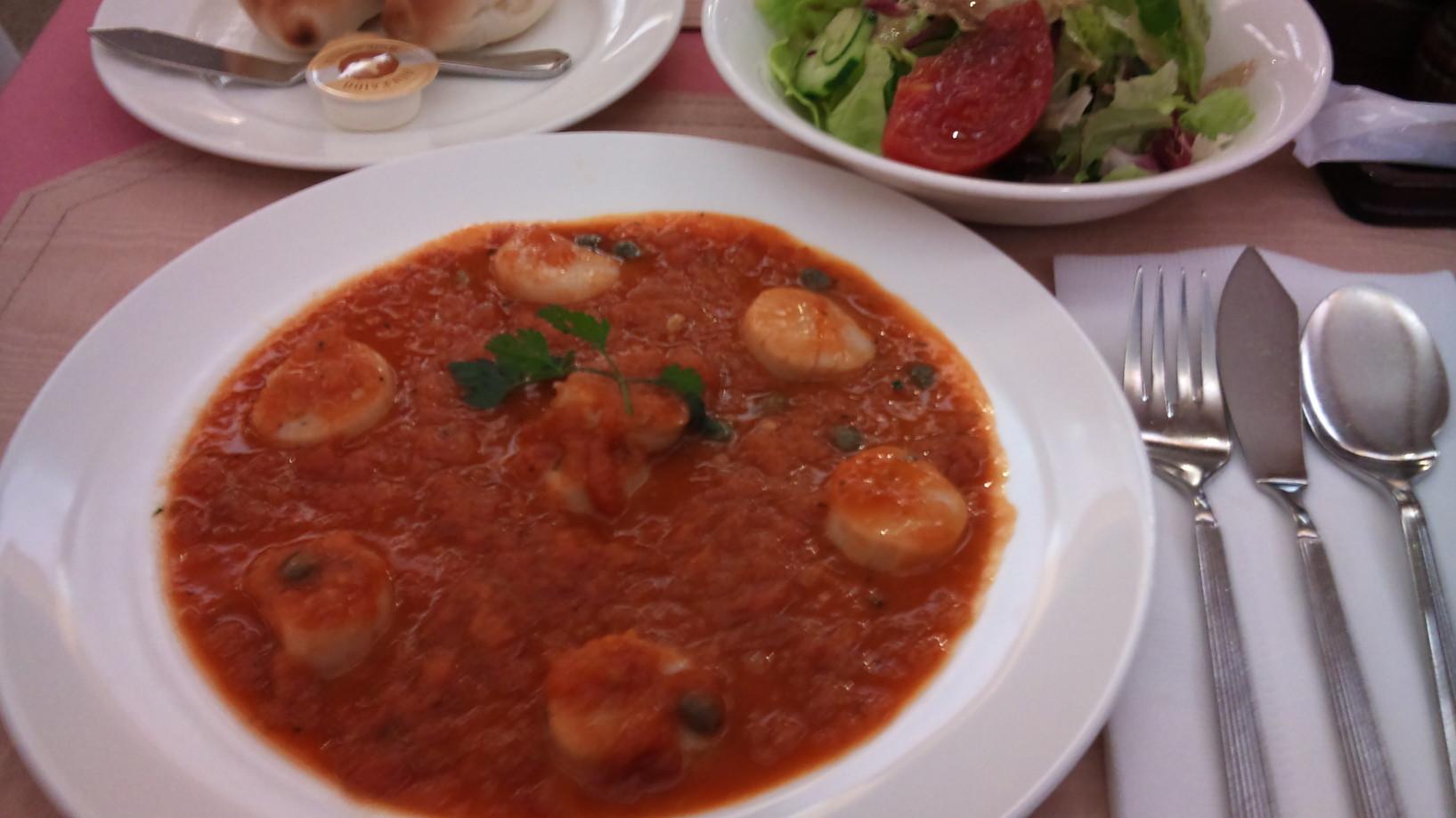 レストラン ラ・ステラ