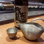 一慶 - 鷹来屋 特別純米酒 (承認済み)