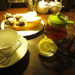 coffee shop KAKO  - 小倉モーニング+カイザーパン