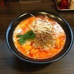 まえたん - 特製担々麺¥800