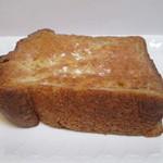 ena - 気まぐれパン・ふすまフレンチトースト(ココナッツミルク+ジンジャー)¥180(税抜)@'15.5.上旬